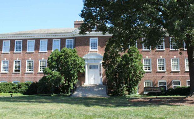 University of Delaware Front