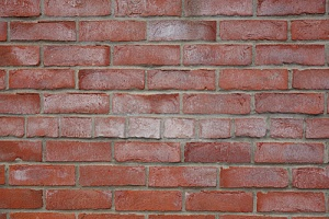 Discoloration of bricks
