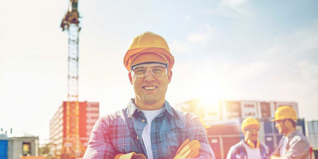 construction worker at a construction site that uses substrate materials.jpg