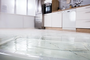 a home with water damage because they did not know how does waterproofing work