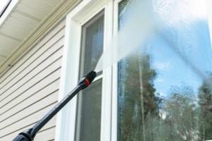 windows getting Pressure Washing Services